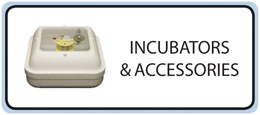 Incubators and Accessories