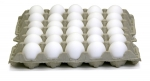 0200 - Chicken Egg Trays - Pkg. 12
